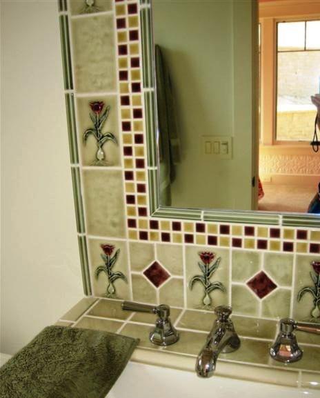 Rancho Mirage Remodel eclectic-bathroom