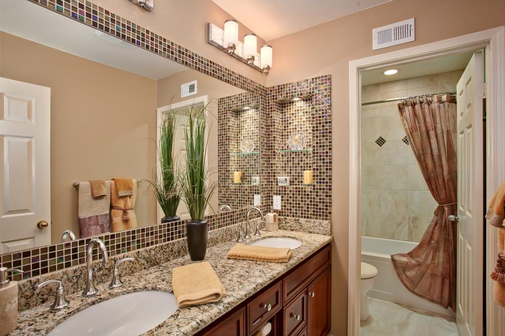 Rancho Penasquitos, CA Bathroom Remodel - Traditional ...