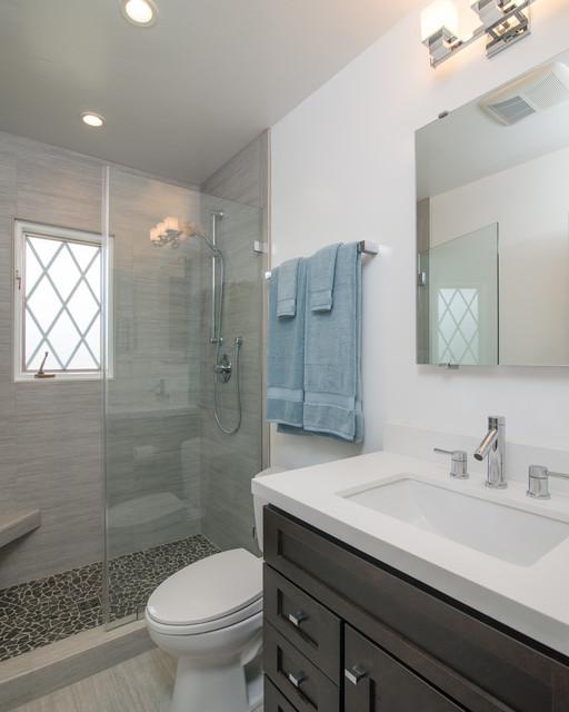 Jay Rambo Kitchen Cabinets: Rancho Santa Fe Bathroom Remodel
