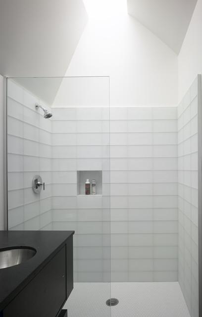Randall Street Residence modern-bathroom