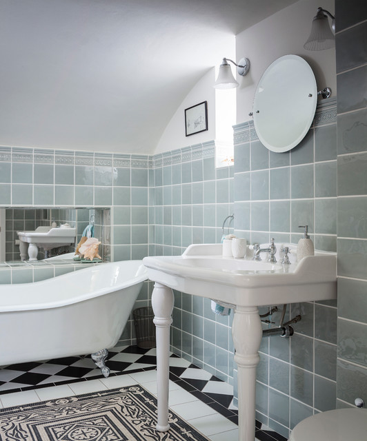 Ranelagh residence eclectic bathroom dublin by for Bathroom design kingston