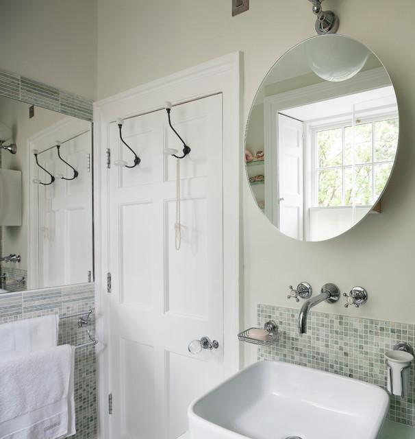 Ranelagh residence eclectic bathroom dublin by for Bathroom design kingston