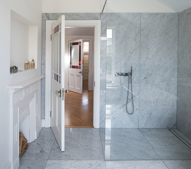 Rathgar Traditional Bathroom Dublin By Ambient Architecture
