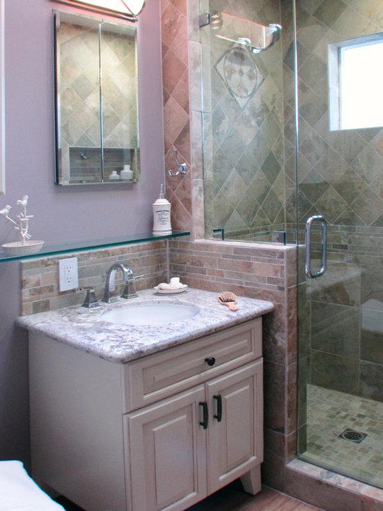 two tone cabinets bathroom design ideas pictures remodel decor