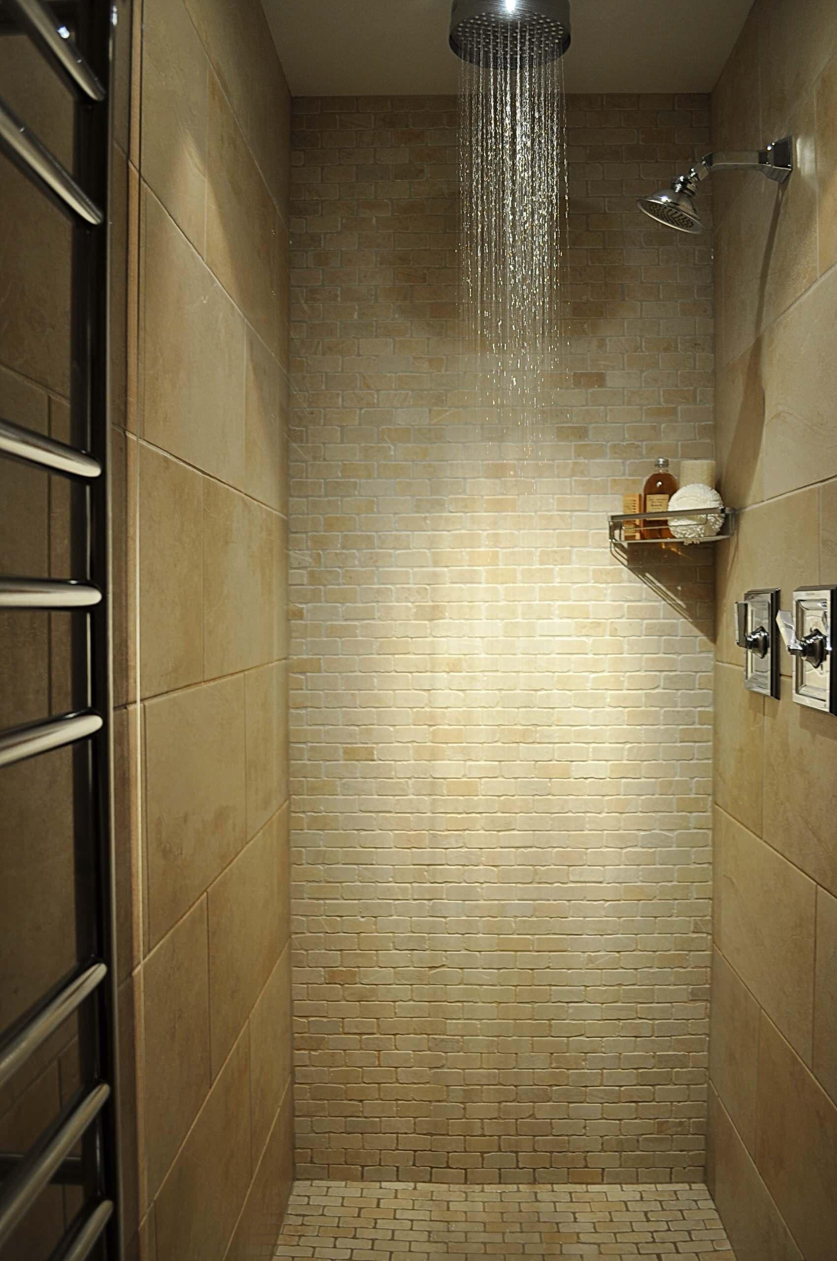 Groutless Shower Wall Houzz