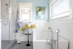 Bathroom of the Week: Historic Home's Charming Addition