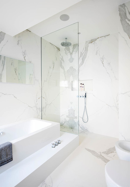 Thames Valley Contemporary Bathroom London By Amberth