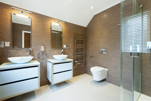 Bathroom Designs Brown Walls brown bathroom | houzz