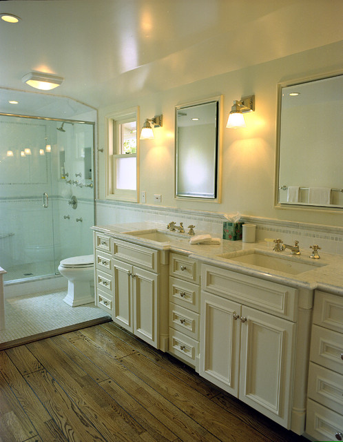 Reaume Construction Design Traditional Bathroom