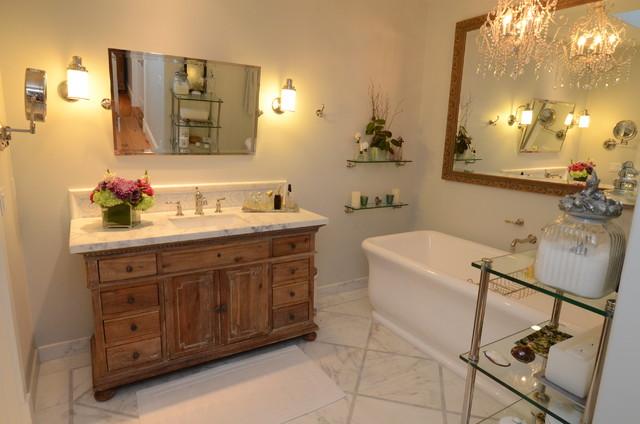 Reay Traditional Bathroom Orange County By Skyline
