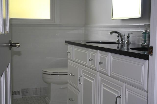 Recent Work contemporary-bathroom