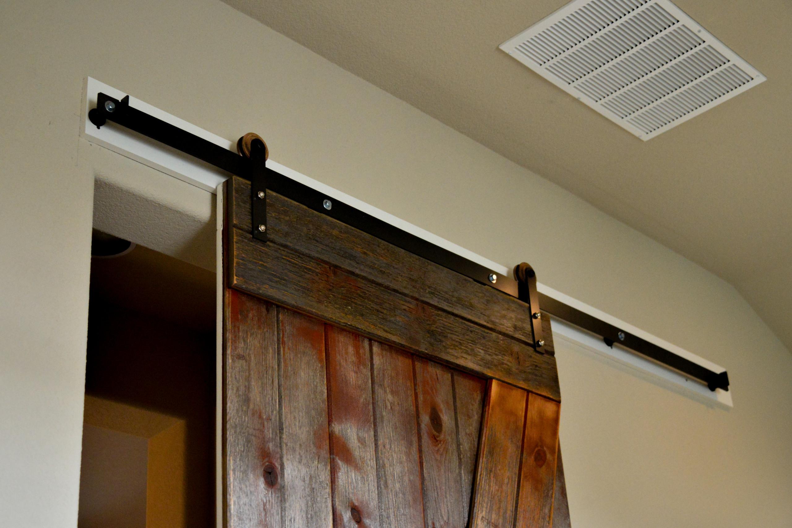 Reclaimed Barn Door