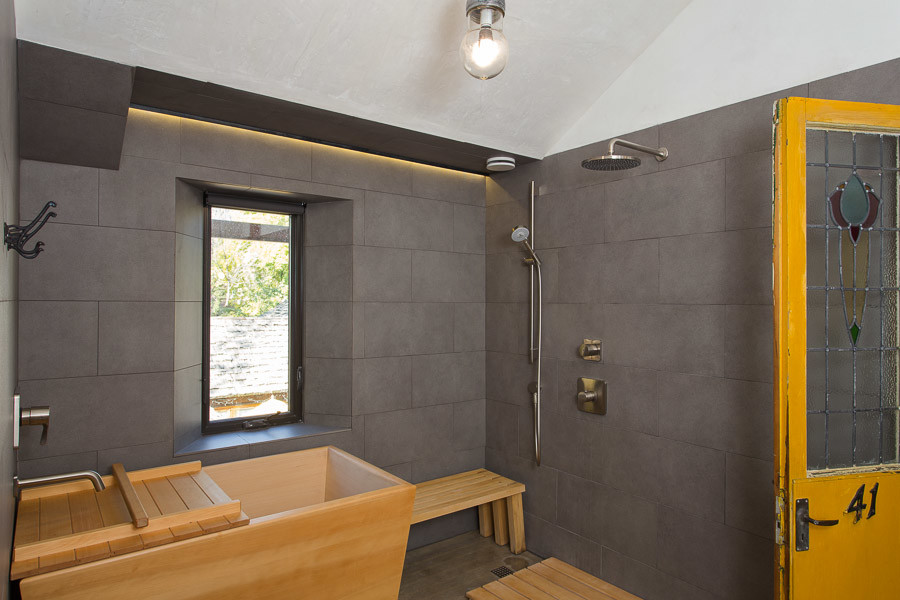 Reclaiming the Gully House,  A LEED Platinum Remodel