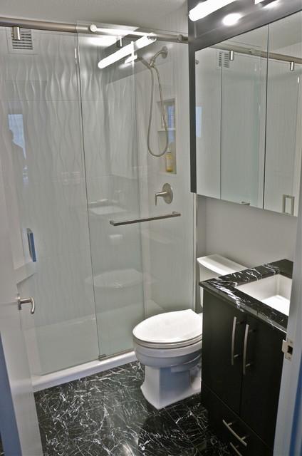 Rector Place contemporary-bathroom