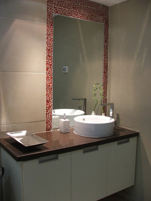 Mirror In The Bathroom Extraordinary Mirrors In The Bathroom 7 Inspirations Inspiration