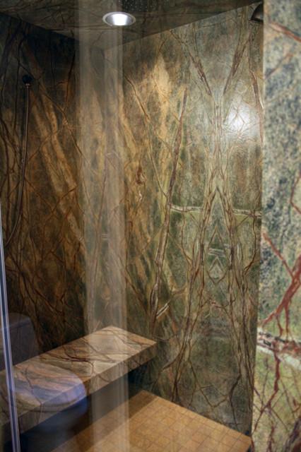 Reddicks Residence Traditional Bathroom Portland
