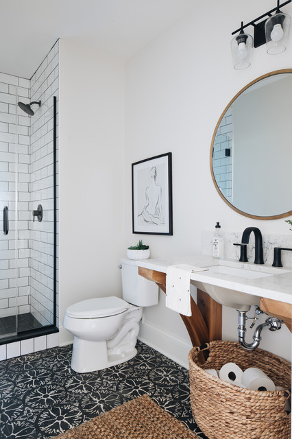 Small Bathrooms With Walk In Showers