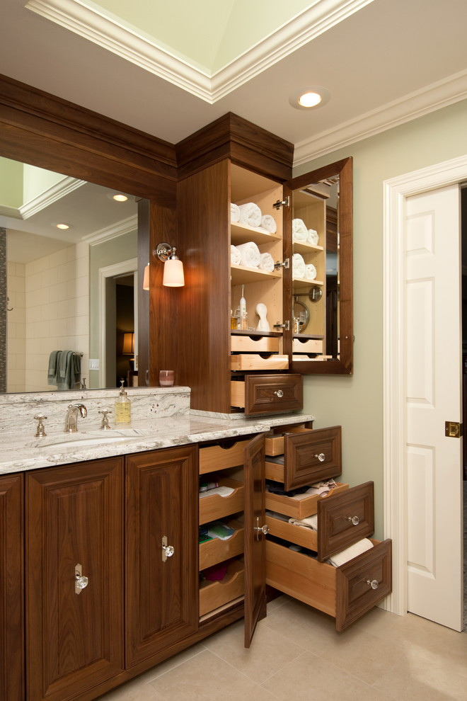 Redmond / Cottage Lake - Master Bath - Traditional ...