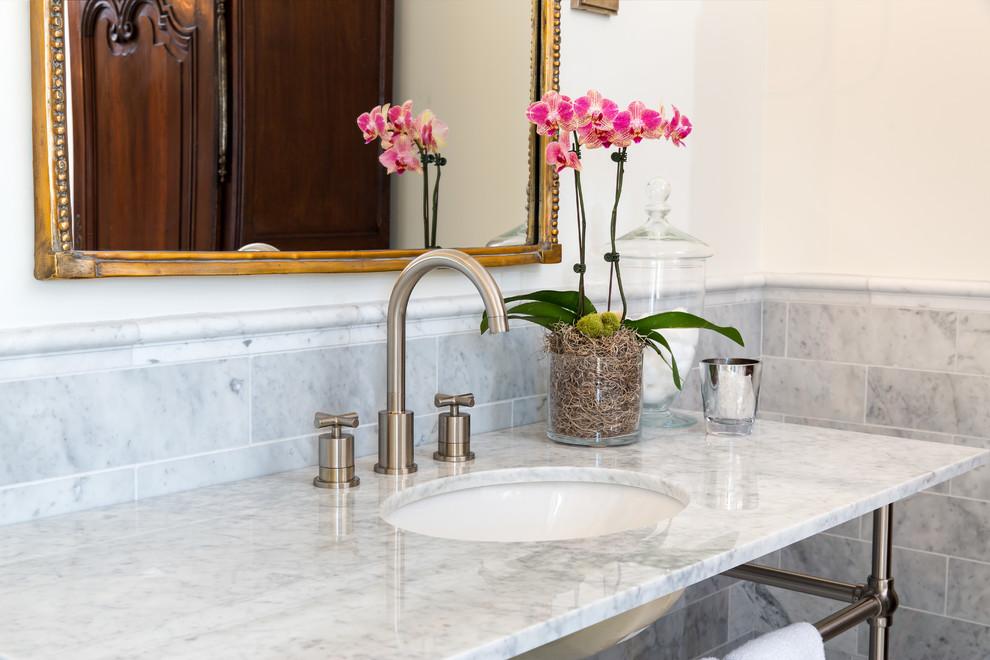Redmont Whole Home Remodel - Farmhouse - Bathroom ...