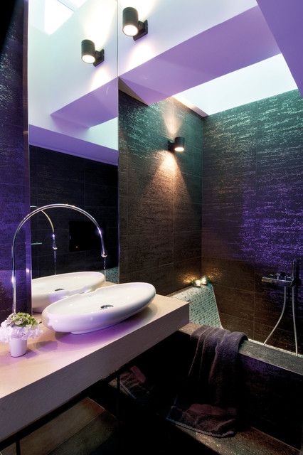 Rednaxela Modern Bathroom Hong Kong By Chinc 39 S