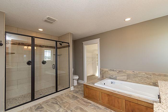Redrock Plan- master bath