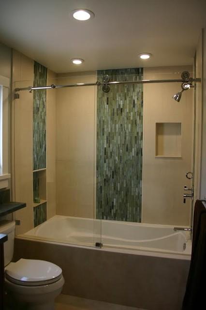 Redwood City Master Bath