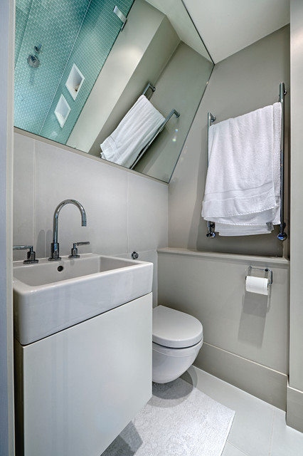 Http Www Houzz Com Photos 33472867 Refurbishing In Chelsea Contemporary Bathroom London