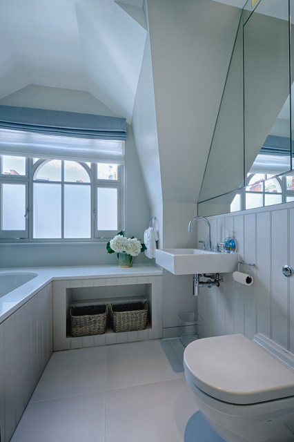 Refurbishing In Chelsea Contemporary Bathroom Kent By Marco Joe Fazio Photography