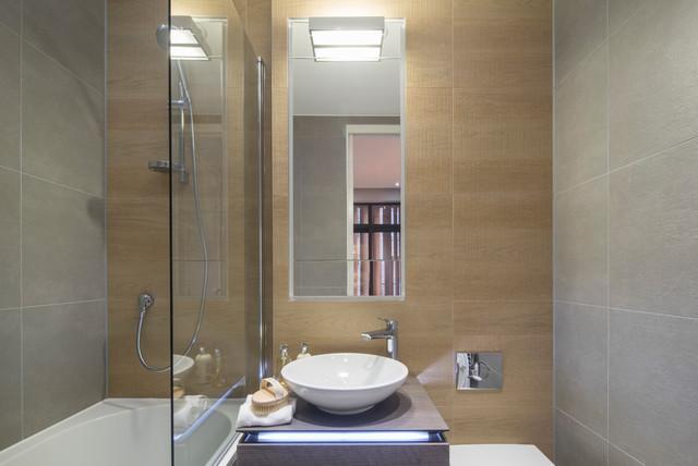 Regency mews camden industrial bathroom london by for Bathroom remodel 41017