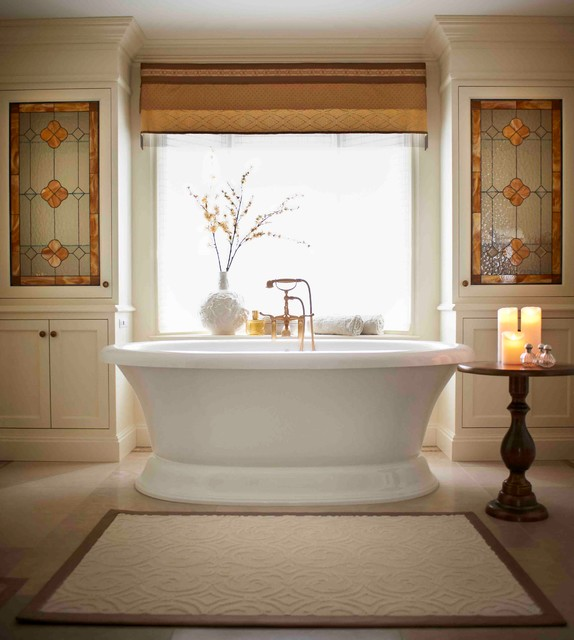 Regina sturrock design inc couples retreat traditional for Bathroom decor regina