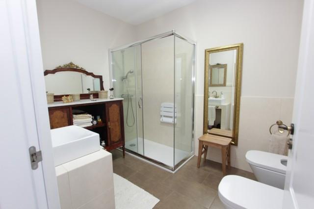 Diseno De Baño Familiar:Rehabilitación vivienda unifamiliar clasico-cuarto-de-bano