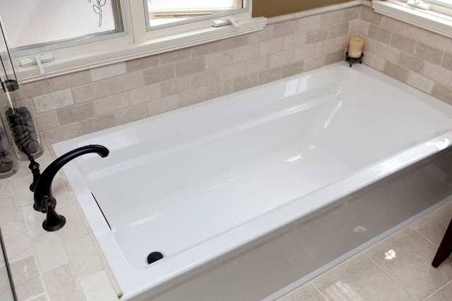 Relaxing Space Traditional Bathroom Remodel - Traditional - Bathroom ...