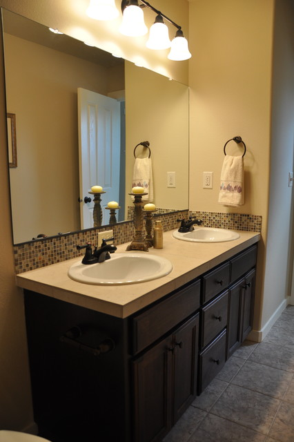 Remington station for Model bathrooms pictures