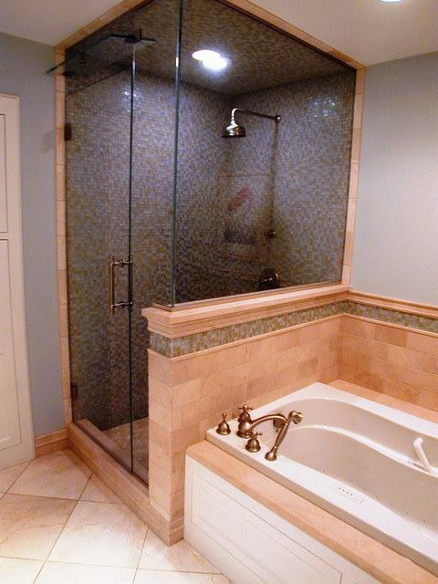 Extreme Home Makeover 2 Traditional Bathroom Milwaukee By Fein Design