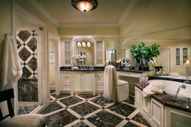 Remodel - Master Bath After eclectic-bathroom