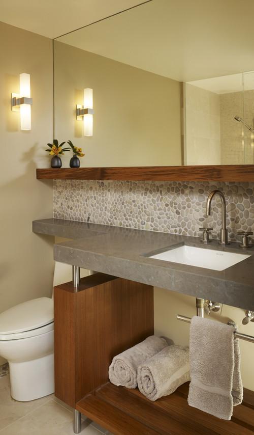 ванная из искусственного камня фото