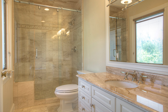 Remodel Traditional Bathroom Dallas By Village Homes