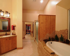 Remodeled Bathrooms by Cook Remodeling traditional bathroom
