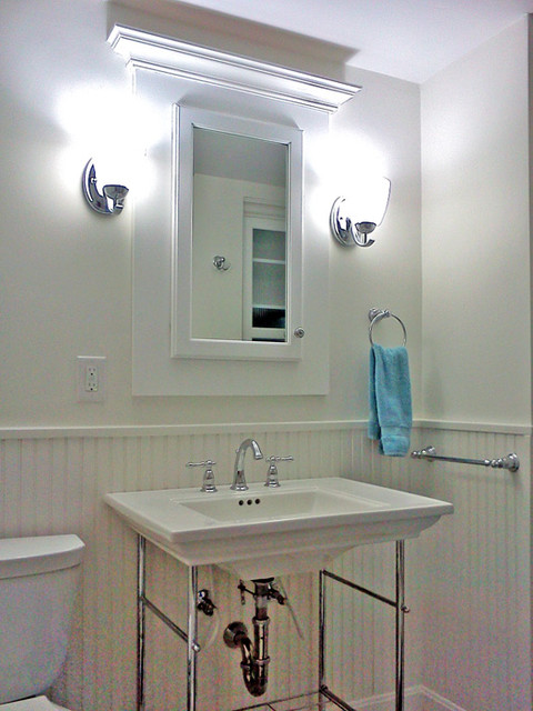 Remodeled chanel bath traditional bathroom louisville by doiron professional remodeling for Bathroom mirrors louisville ky