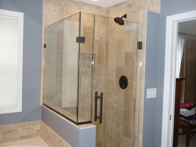 Remodeled Plymouth Master Bath