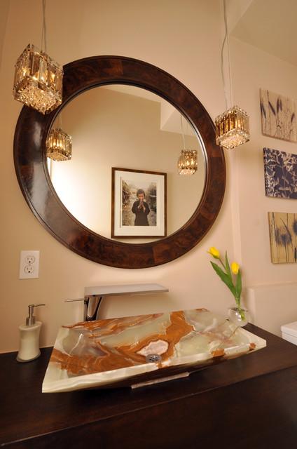 Remodels eclectic-bathroom