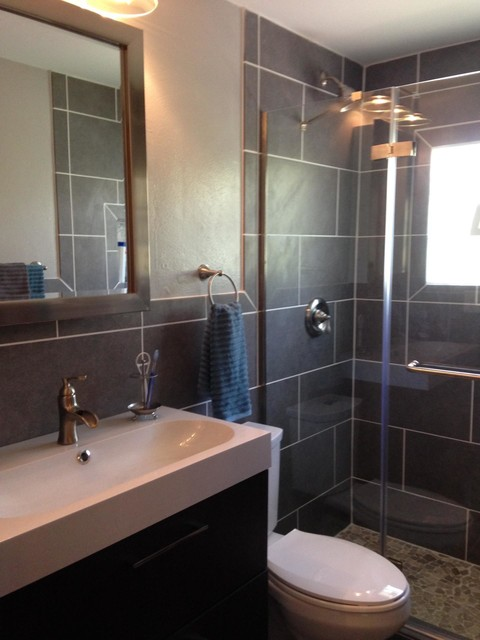 Remove Tub And Replace With A Walk In Shower After