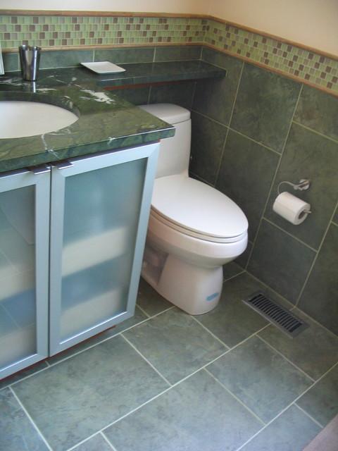 Renaissance Custom Bathrooms contemporary-bathroom
