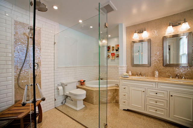 Pittsburgh - Point Breeze residence - traditional - bathroom