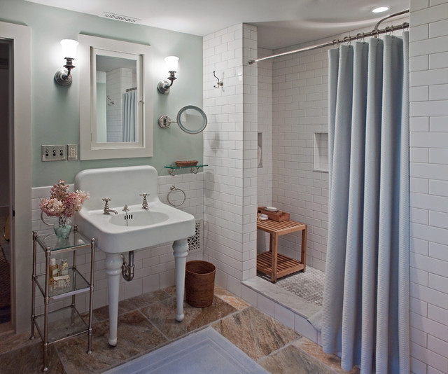 Renovated Bath Traditional Bathroom Boston By
