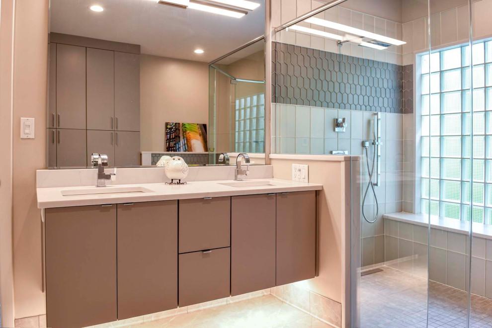 Renovation - Contemporary - Bathroom - Louisville - by Ad ...