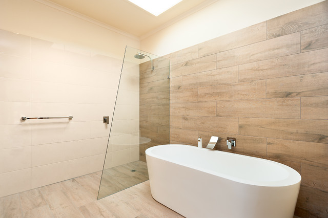 Renovated Bathrooms Houzz - Renovated bathrooms