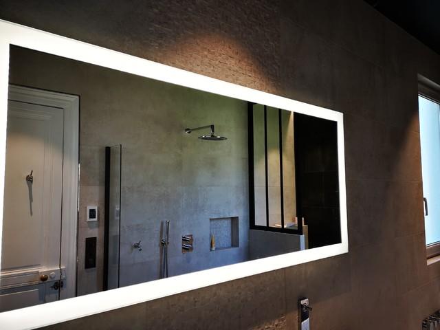 Rénovation d\'une salle de bain dans maison ancienne ...
