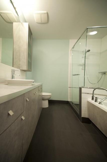 Rénovation d\'une salle de bain à Montréal | Design ...
