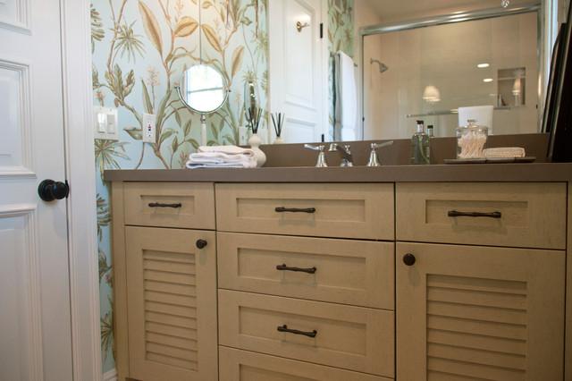 Renovation El Cid West Palm Beach Florida Transitional Bathroom Other By Bespoke Design